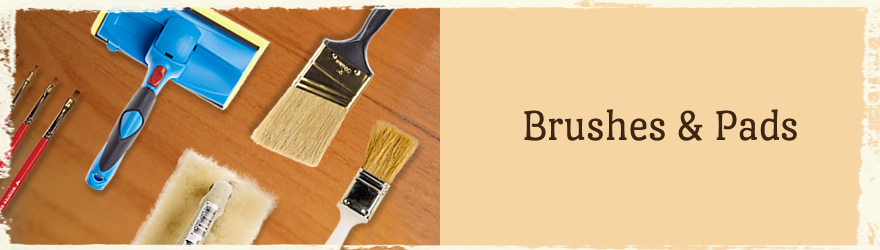 Brushes and Pads