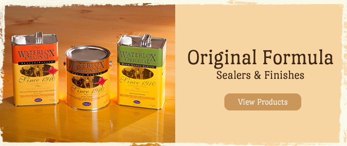 waterlox tung oil wood sealers finishes and accessories for