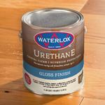 Waterlox URETHANE Gloss Finish